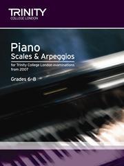 Piano Scales & Arpeggios Grades 6-8