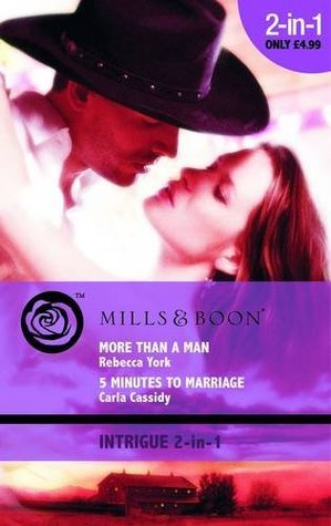 More Than a Man / 5 Minutes to Marriage