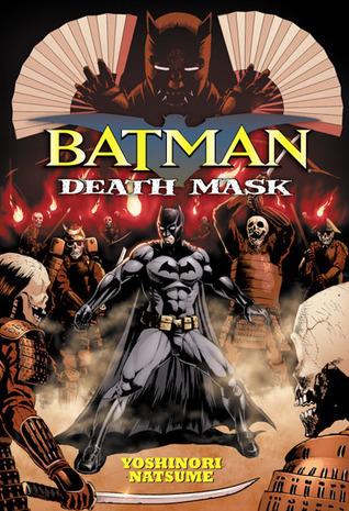 Batman by Yoshinori Natsume
