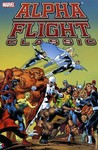 Alpha Flight Classic, Vol. 1 by John Byrne