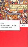 Poesie mistiche by Rumi