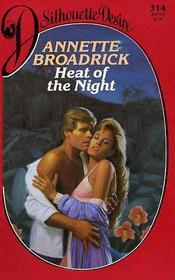 Heat of the Night (Silhouette Desire #314)