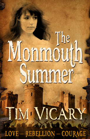 The Monmouth Summer (Women of Courage, #3)