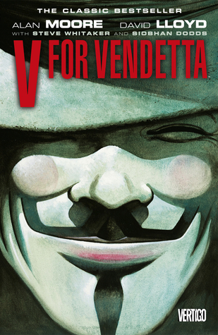 V for Vendetta (Hardcover)