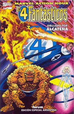 Marvel Action Hour: Los 4 Fantásticos: Edición Especial Argentina