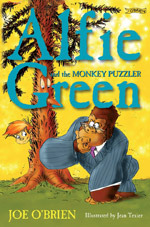 Alfie Green and the Monkey Puzzler (Alfie Green, #5)