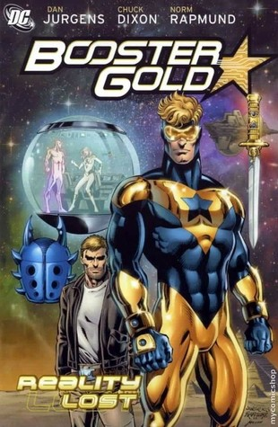 Booster Gold, Vol. 3: Reality Lost