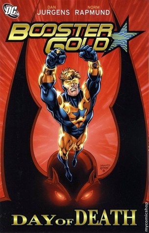 Booster Gold, Vol. 4: Day of Death