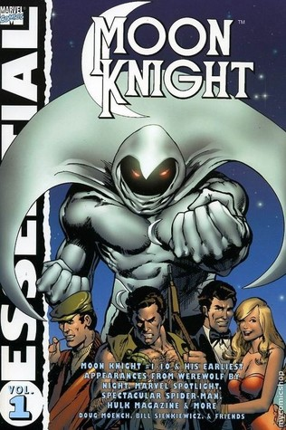 Essential Moon Knight, Vol  1 by Doug Moench