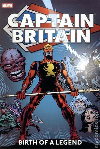 Captain Britain by Chris Claremont