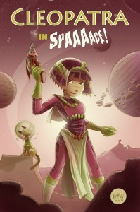 Cleopatra in Spaaaace!