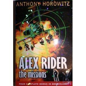 Alex Rider: The Missions, #1-4 (Alex Rider, #1-4)