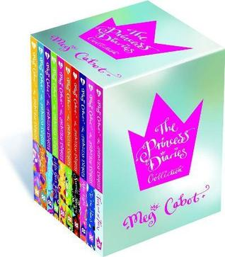 The Princess Diaries Boxed Set by Meg Cabot