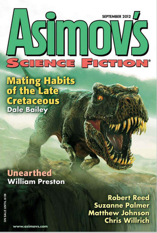 Asimov's Science Fiction, September 2012 (Asimov's Science Fiction, #440)