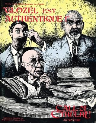 """""""Glozel Est Authentique!"""" by E. S. Erkes"""