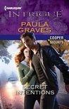 Secret Intentions  (Cooper, #13; Cooper Security, #6)