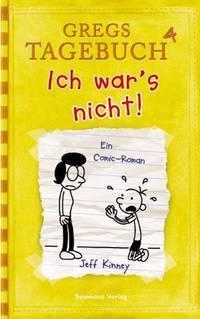 Ich war's nicht! (Gregs Tagebuch #4)