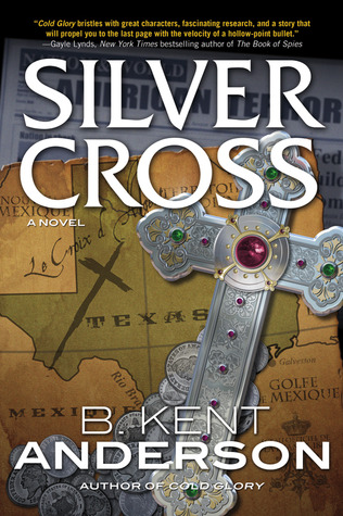 Silver Cross (Nick Journey #2)