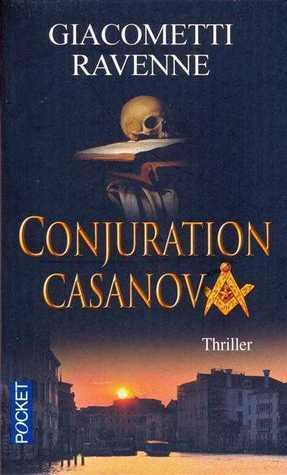 Conjuration Casanova (Antoine Marcas #3)