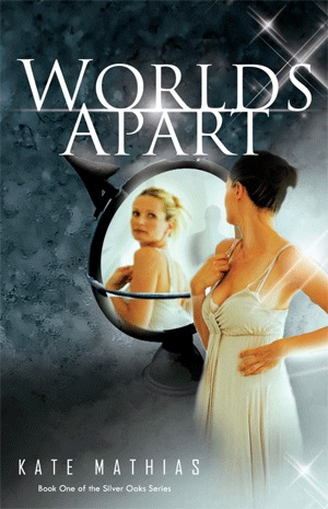 Worlds Apart by Kate Mathias