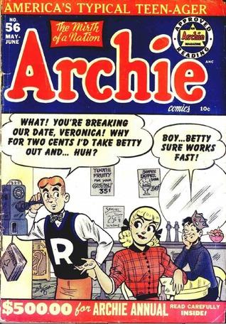 Archie Comics #56