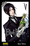 Black Butler Vol. 5 by Yana Toboso