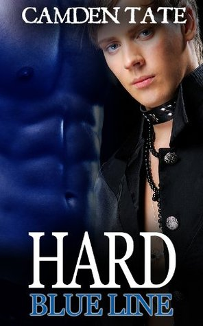 Hard Blue Line (Laying Down the Law, #1)
