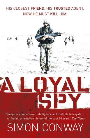 A Loyal Spy (Jonah Said #2)