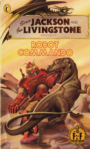 Robot Commando (Fighting Fantasy #22)
