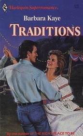 Traditions (Harlequin Superromance No. 332)