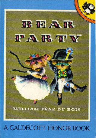 Bear Party by William Pène du Bois