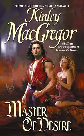 Master of Desire (Brotherhood of the Sword #1)