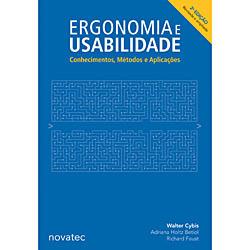Ergonomia e Usabilidade: Conhecimentos, Métodos e Aplicações