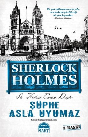 Ebook Şüphe Asla Uyumaz by Arthur Conan Doyle TXT!