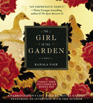 The Girl in the Garden by Kamala Nair