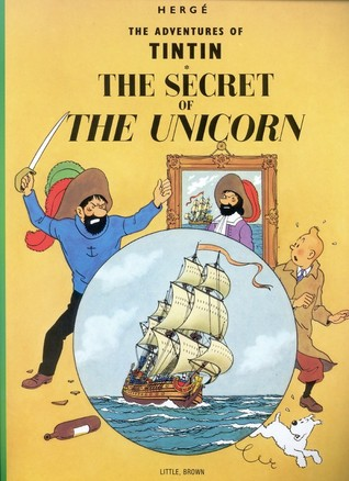 Image result for the secret of the unicorn tintin goodreads