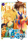 Moon Boy Volume 3 by Lee Young You