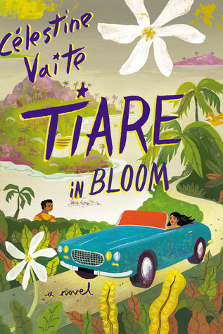 Tiare in Bloom by Célestine Hitiura Vaite