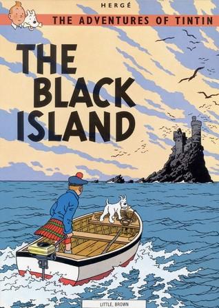 The Black Island by Hergé