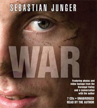 War by Sebastian Junger