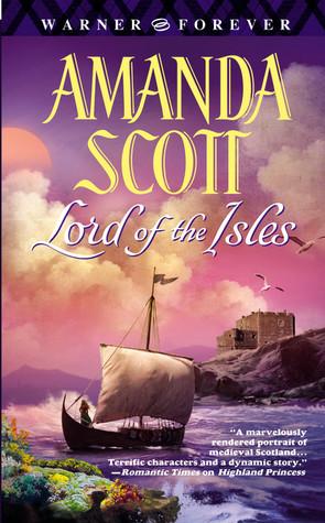 Lord of the Isles by Amanda Scott