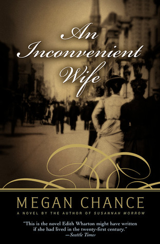 An Inconvenient Wife by Megan Chance