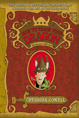 How to Train Your Dragon Boxed Set by Cressida Cowell