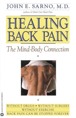 Healing back pain the mind body connection by john e sarno fandeluxe Gallery