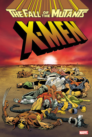 Ebook X-Men: Fall of the Mutants Omnibus by Chris Claremont TXT!