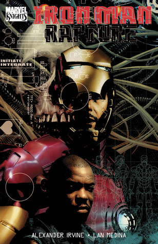 Iron Man by Alex Irvine