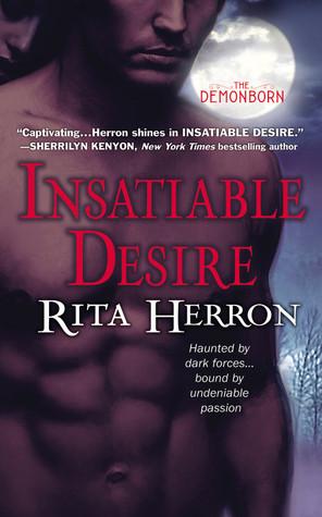 Insatiable Desire (Demonborn, #1)