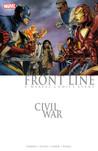 Civil War by Paul Jenkins