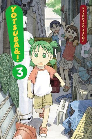 Yotsuba&!, Vol. 03(Yotsuba&! 3)