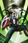 Captain America by Jonathan Maberry